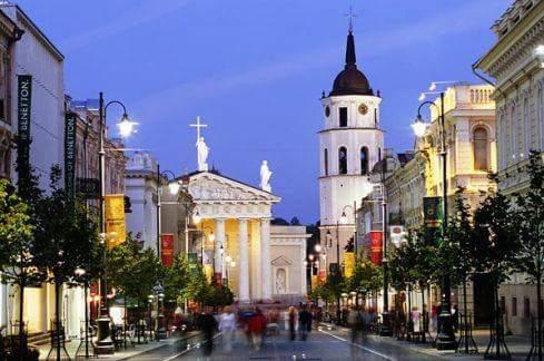 Lithuania – Vilnius